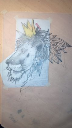 Revisions and starting the mane