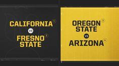FOX College Football on Behance