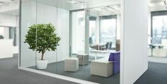 THINK.TANK - Ein Raum wie ein Möbel - König + Neurath AG Büromöbel-Systeme