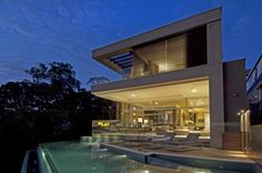 House in Vaucluse by Bruce Stafford Architects