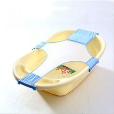 Sealive Adjustable Baby Bath Seat Support Net Bathtub Sling Shower ...