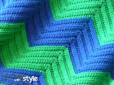 Chevron+Stitch+Afghan+Patterns   Let's get ready to CHEVROOOON!!!