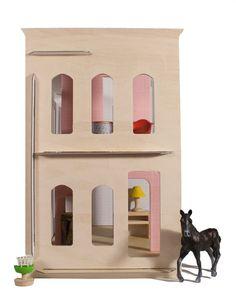 Lille Huset Urban Doll houses Chelsea by lillehuset on Etsy