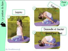 exercices Yoga pour les enfants