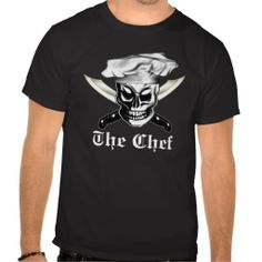 Skull Chef T-Shirt