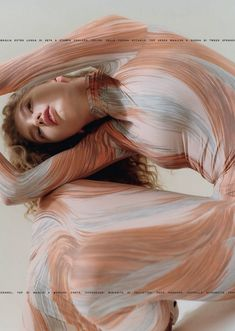 Dorit Revelis - Vogue Italia January 2018