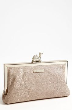 kate spade new york 'queen of the nile' clutch