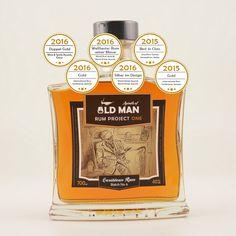 Rum Spezialitäten günstig kaufen - Rum Project One by Spirits of Old Man, 44,90 €
