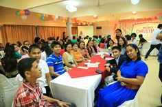 Joint Christmas Party 2014