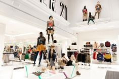 StyleLab fashion beauty blog forever 21 f21 store brussel bxl opening a