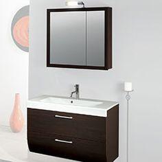 """30.5"""" Nameeks Iotti New Day NN4 Bathroom Vanity #BathroomRemodel #BlondyBathHome #BathroomVanity  #ModernVanity"""