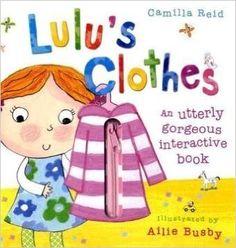 Lulu's Clothes: Camilla Reid, Ailie Busby: 9780747597841: Amazon.com: Books