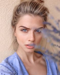 """""""I had a feeling I could be someone."""" Model Marina Laswick"""