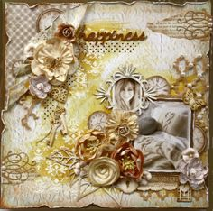 Such a Pretty Mess: Memories Captured ~ Available as 'Video Only' Tutorial {At The Scrapbook Diaries!}; Mar 2014