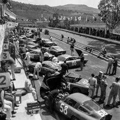 Targa Florio 1961 Archivio Fotografico: Franco e Giusto Scafidi