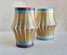 Craft: Washi Tape Paper Lantern