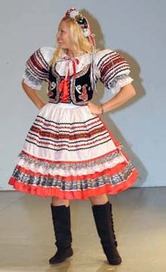 czech+kroj | Czech kroj | czech dress
