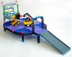 Rokenbok King of Rok Arena Construction Toy New