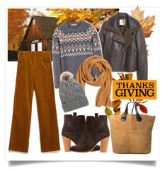 """""""Home for Thanksgiving"""" by alaria ❤ liked on Polyvore featuring MANGO, Zara, H&M, Violeta by Mango and thanksgiving"""