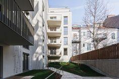 Wohnbau Frauenheimgasse in Wien von AllesWirdGut