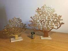 The Lord's Prayer MDF Wood