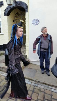 Whitby gothic weekend 2014