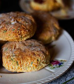 Cheese and Herb Scones recipe | All4Recipes