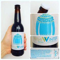 #cataBeerWars 5: Winter de @cervezaPicarda. Sabor a café con regusto dulce a caramelo y canela. Ligera y con final a chocolate @soloArtesanas @beerwarsgame