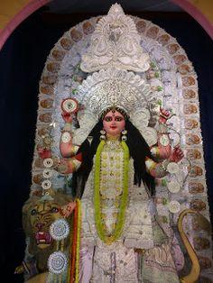 KOLKATA BLOG: Chandannagar Jagadhatri Puja 2012 : Bagbazar