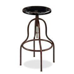 Industrial Loft Barstool, Black CZ1013-BLACK American Furniture Warehouse  Dining idea