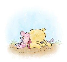 Baby Pooh & Baby Piglet