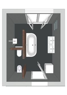 badezimmerplanung mit t l sung idee pinterest badezimmer. Black Bedroom Furniture Sets. Home Design Ideas