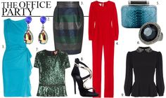 Fool Proof Party Season Outfit Guide for The Office Party