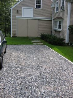 Railroad Ties For Driveway Edging All We Have Left To Do