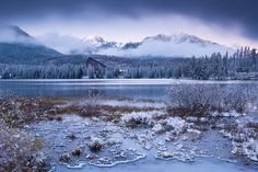 The Tatras Chill by Adam Burton (Štrbské Pleso in the High Tatras, Slovakia)