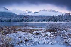 The Tatras Chill by Adam Burton (Štrbské Pleso in the High Tatras, Slovakia)