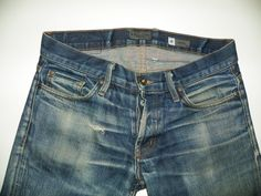 Kill City // Distressed Denim Jeans Pants 30 X 33 Cotton $60.00 | eBay    Check out these amazing Kill City Jeans we found on Ebay.  A prime example of the quality and value Kill City Provides...Buy these!!