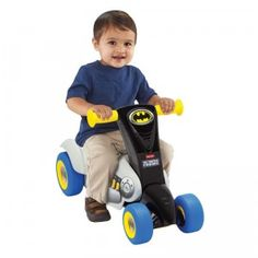 Fisher-Price DC Super Friends Batman Ride 2 Scoot