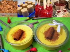 Creme de Confeiteiro (Creme Pâtissière) do Programa Masterchef - Receita Toda Hora Mousse, Macarons, Deserts, Food And Drink, Pudding, Waffles, Cooking, Ethnic Recipes, Viria