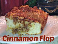 Cinnamon Flop