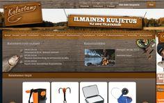 Kalastamo voitti 2014 Vuoden verkkokauppa tittelin Retail Awards kilpailussa! #verkkokauppa