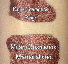 Kylie cosmetics reign