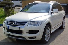 VW Touareg R50 2007