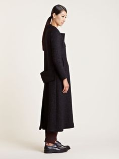 Women's Tailored Long Coat on shopstyle.com