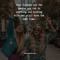 Best Friends Quotes The Random Vibez gets you the funniest, and most heart touching quotes about best friends, images, pictures to dow. Best Friend Images, Dear Best Friend, Best Friend Quotes, Qoutes About Best Friends, Best Friend Things, Sister Friend Quotes, Best Friends Forever Quotes, Besties Quotes, Cute Quotes