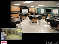 Career Magnet Academy, Knoxville #EnhanceYourSpaceContest #PhillipsSilkSpace #LowGlare