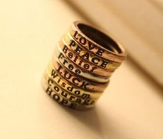 Make a Wish Ring - kukee  next time i order from Kukee i'm ordering the Hope ring, and the Belief ring <3