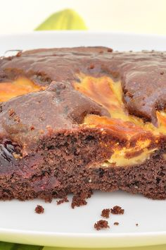 Michelle's Peanut Butter Marbled Brownies Recipe