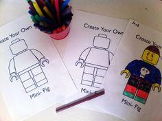 Festa Infantil Inspirada no Lego - Blog O Sapo e a Princesa