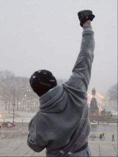 Rocky balboa  In the fight of your life and WINNING